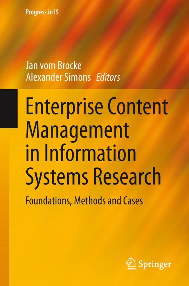 Enterprise Content Management in Information Sy...