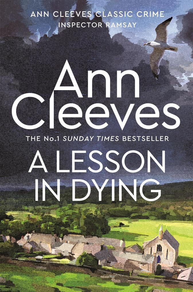 A Lesson in Dying als eBook Download von Ann Cl...