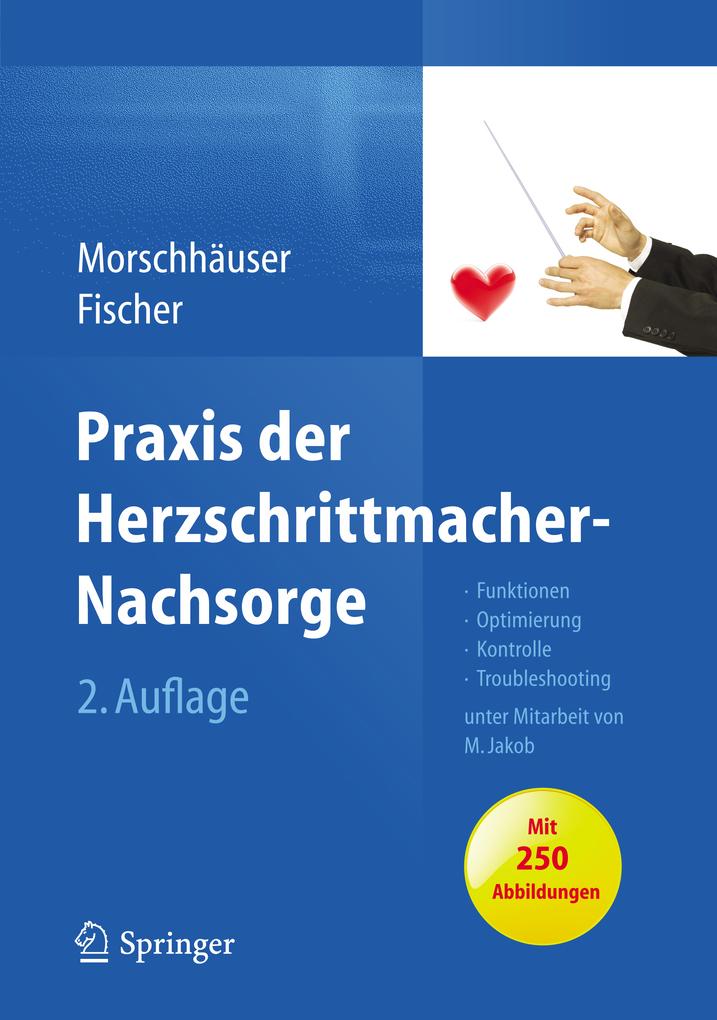 Praxis der Herzschrittmacher-Nachsorge als eBoo...