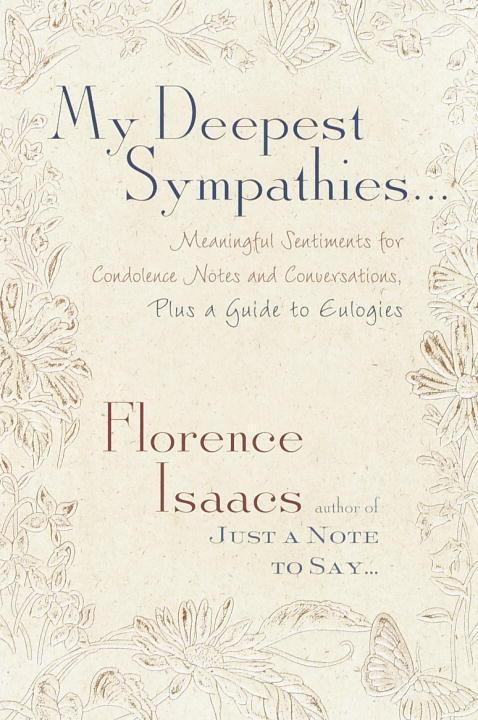 My Deepest Sympathies... als eBook Download von...