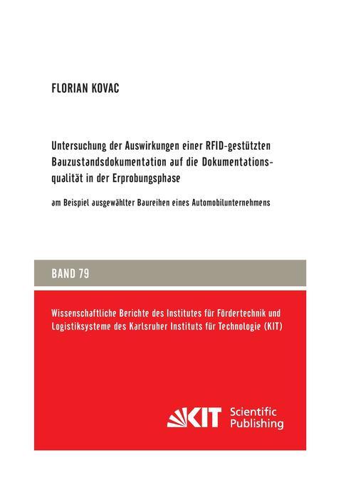 Untersuchung der Auswirkungen einer RFID-gestüt...