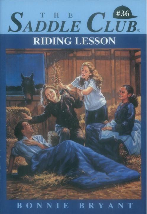 Riding Lesson als eBook Download von Bonnie Bryant