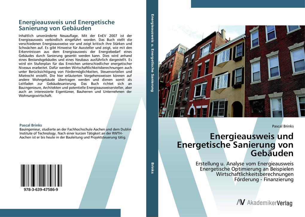 Energieausweis und Energetische Sanierung von G...