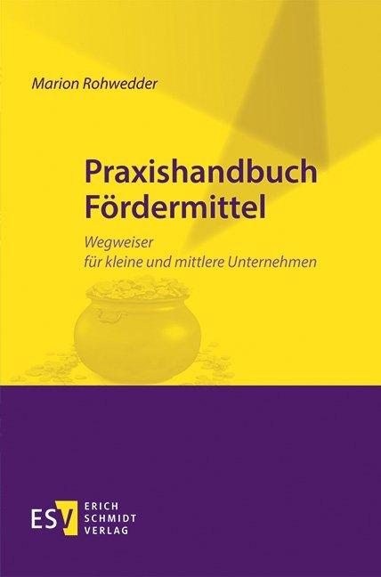 Vorschaubild von Praxishandbuch Fördermittel als Buch von Marion Rohwedder