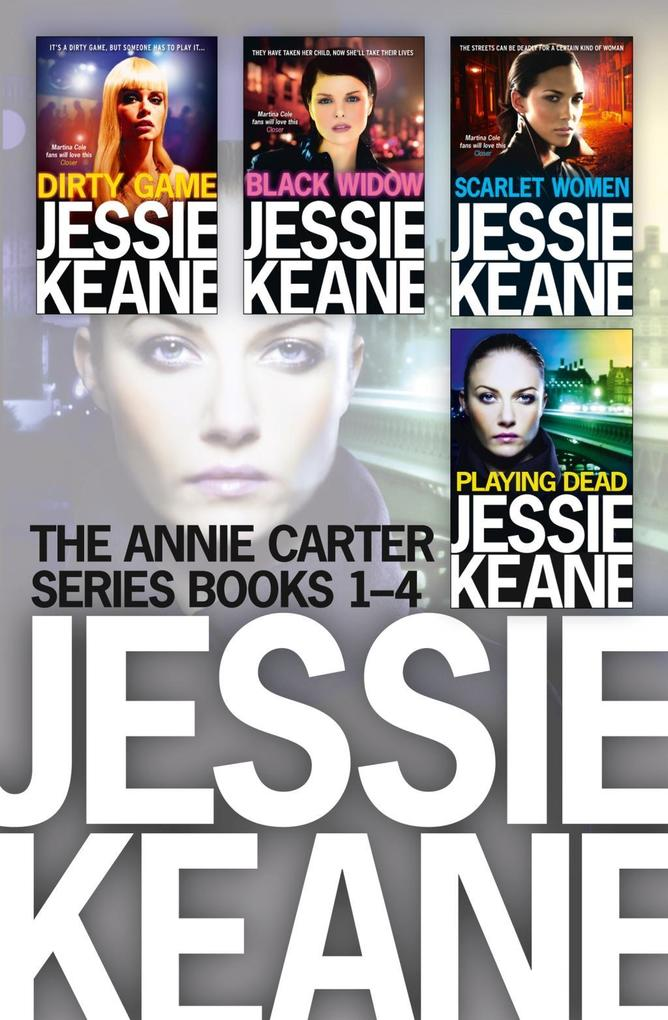 9780007525959 - Jessie Keane: The Annie Carter Series Books 1-4 als eBook Download von Jessie Keane - Buch