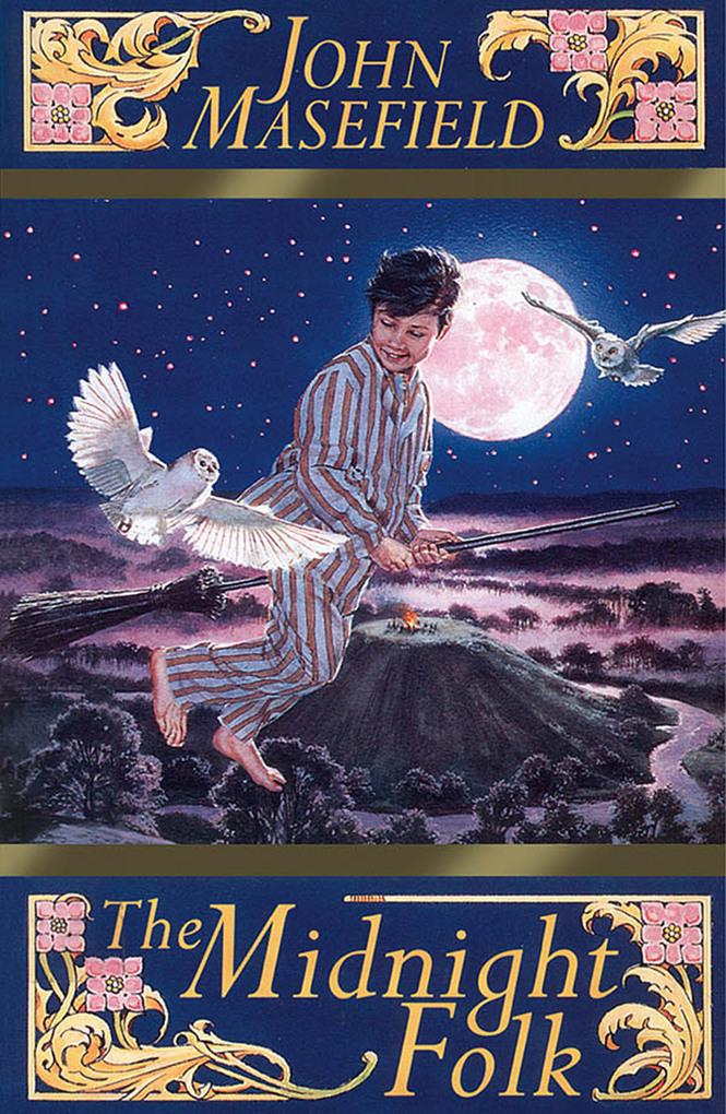 The Midnight Folk als eBook Download von John M...