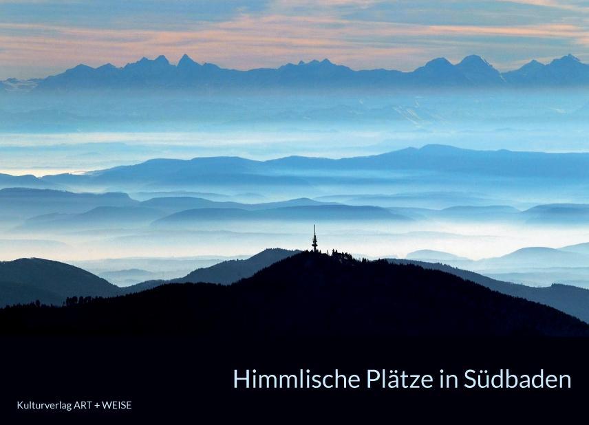 Himmlische Plätze in Südbaden als Buch von Rüdi...