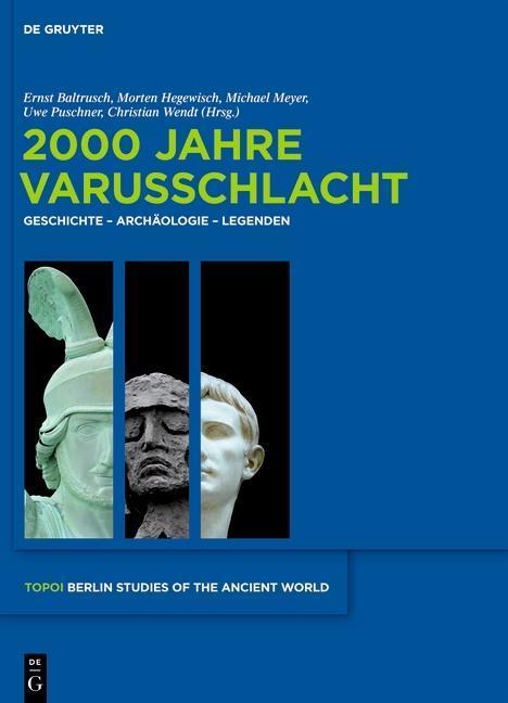 2000 Jahre Varusschlacht als Buch von