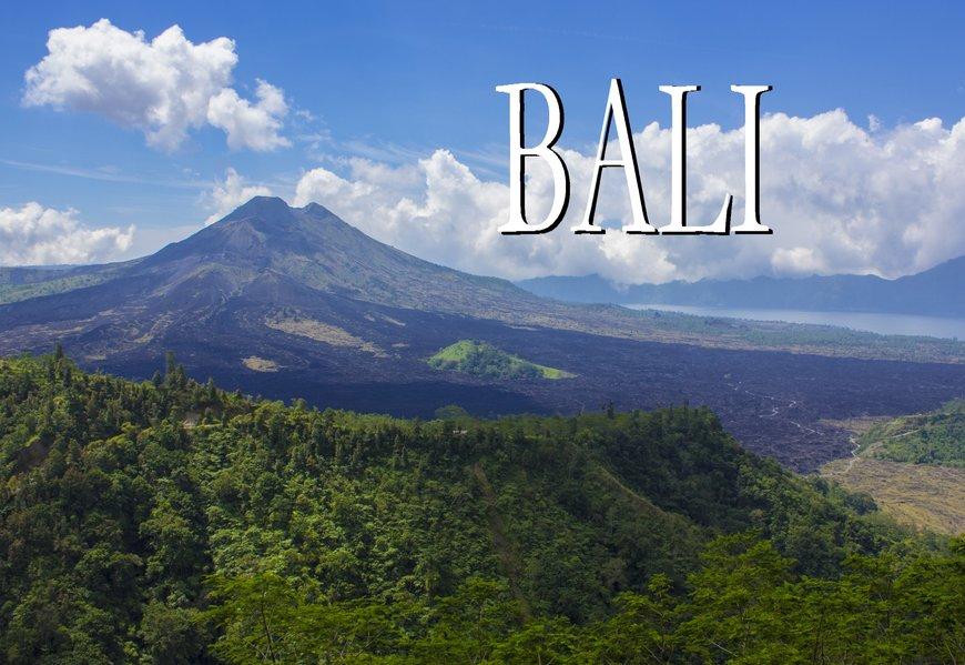Bildband Bali als Buch von