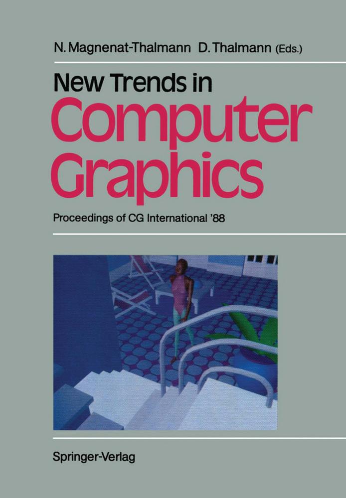 New Trends in Computer Graphics als Buch von