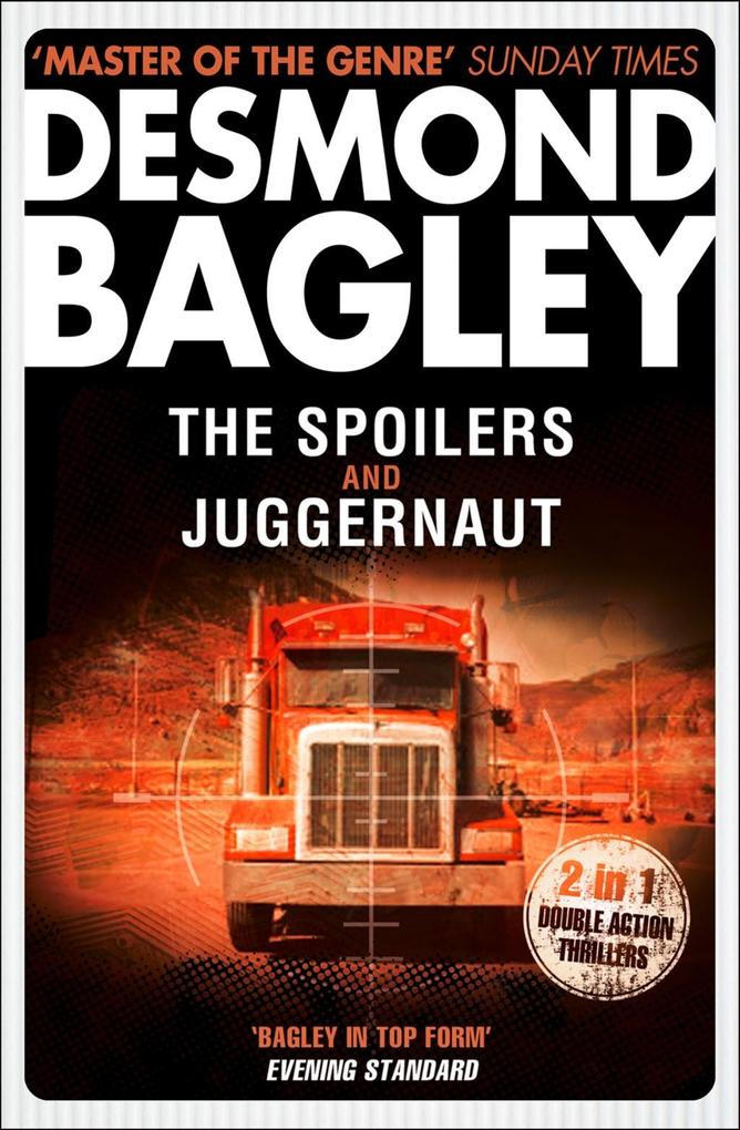 9780007347674 - Desmond Bagley: The Spoilers / Juggernaut als eBook Download von Desmond Bagley - Buch