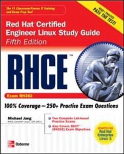RHCE Red Hat Certified Engineer Linux Study Gui...