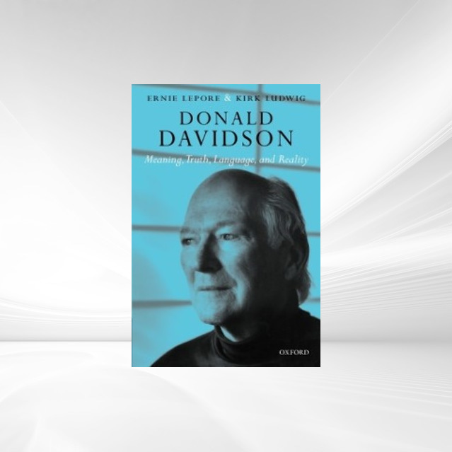 donald davidsons reconciliation with regard to mind body interaction The latter will limit the mind's apprehension of the former in such a manner as to make it represent a particular individual to that mind to a different mind, one with a different sensation, the same idea could represent a different individual of the same general kind.