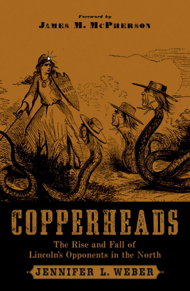 Copperheads: The Rise and Fall of Lincolns Oppo...