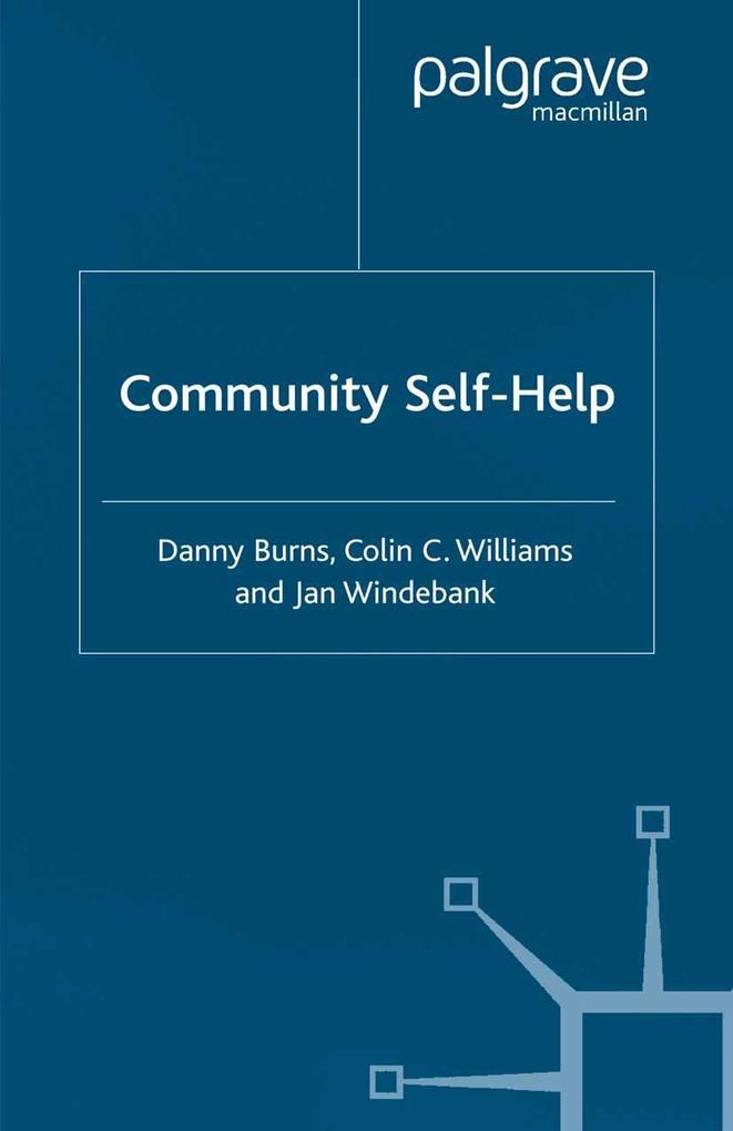 Community Self-Help als eBook Download von