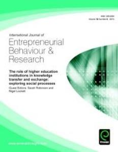 Role of Higher Education Institutions in Knowle...