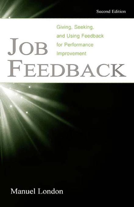 Job Feedback als eBook Download von Manuel London