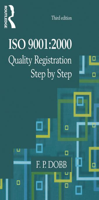 ISO 9001:2000 Quality Registration Step-by-Step...
