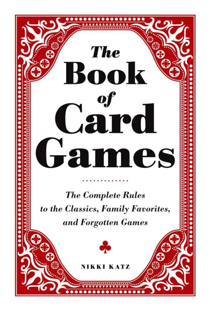 The Book of Card Games als eBook Download von N...