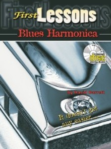 First Lessons Blues Harmonica als eBook Downloa...