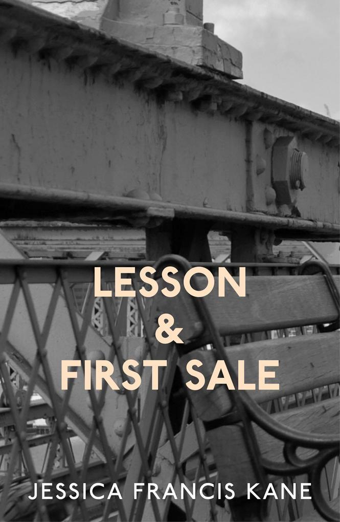 Lesson & First Sale als eBook Download von Jess...