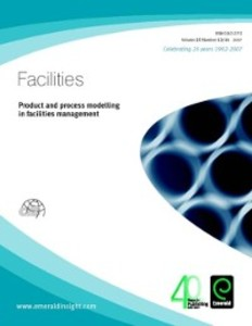 Product and Process Modelling in Facilities Man...