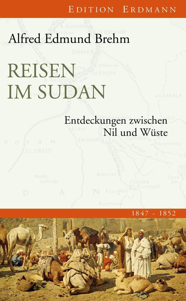 Reisen im Sudan als eBook Download von Alfred E...