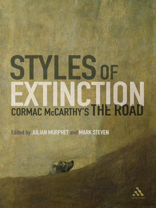 critical essays road cormac mccarthy