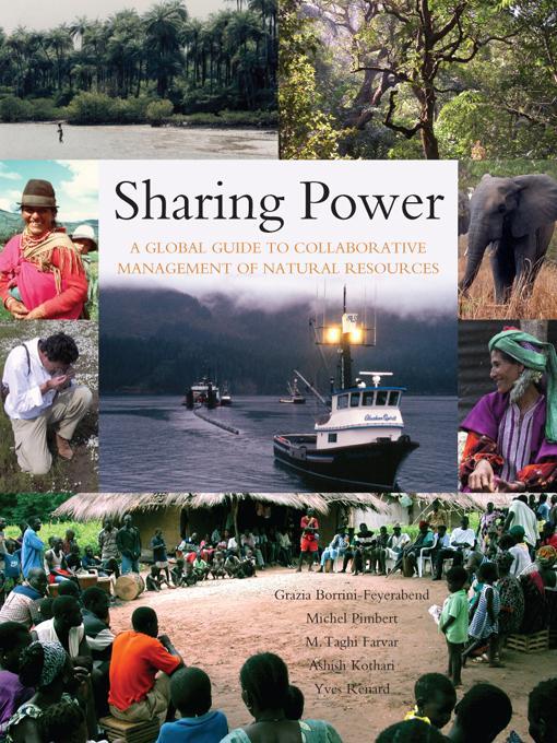 Sharing Power als eBook Download von Grazia Bor...
