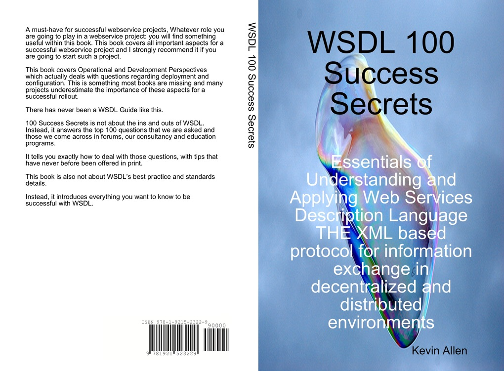 WSDL 100 Success Secrets Essentials of Understa...