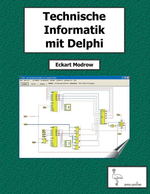 Technische Informatik mit Delphi als eBook Down...