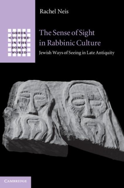 Sense of Sight in Rabbinic Culture als eBook Do...
