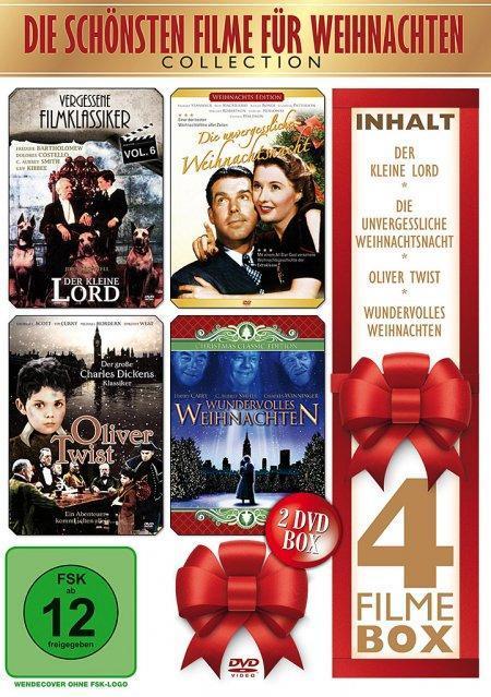 Die schönsten Filme für Weihnachten