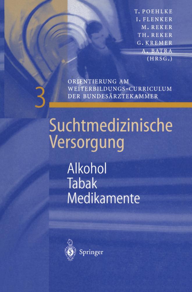 Vorschaubild von Alkohol - Tabak - Medikamente als Buch von