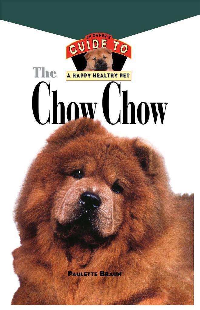 Chow Chow als eBook Download von Paulette Braun