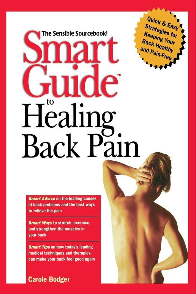 Smart Guide to Healing Back Pain als eBook Down...