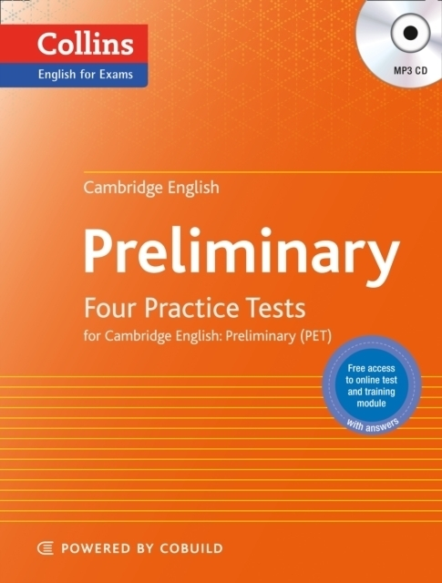 9780007529551 - Peter Travis: Collins Cambridge English - Practice Tests for Cambridge English: Preliminary als Buch von Peter Travis - Buch