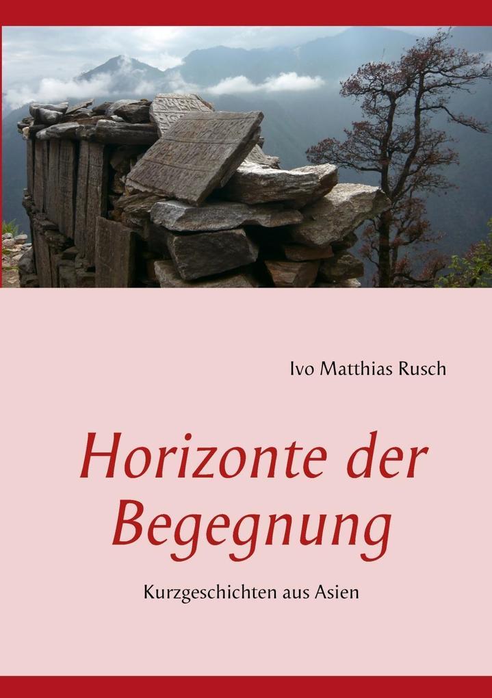 Horizonte der Begegnung als eBook Download von ...