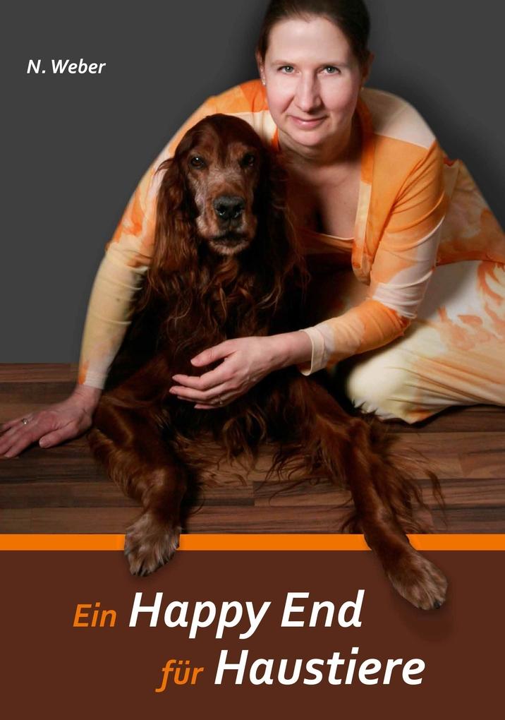 Vorschaubild von Ein Happy End für Haustiere als eBook Download von Natascha Weber