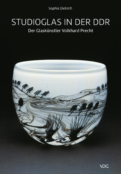 Studioglas in der DDR als Buch von Sophia Dietrich