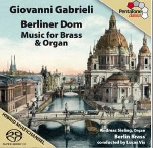 Berliner Dom-Musik für Bläser+Orgel