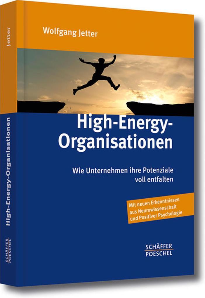 High-Energy-Organisationen als eBook Download v...