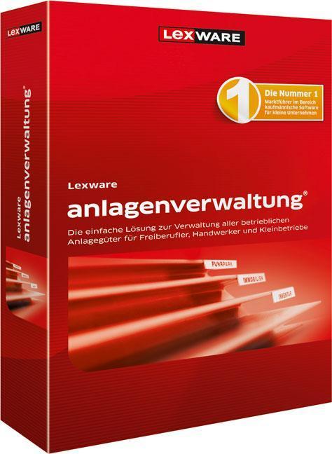 Lexware anlagenverwaltung