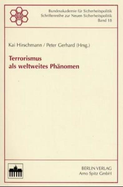 Terrorismus als weltweites Phänomen als Buch von