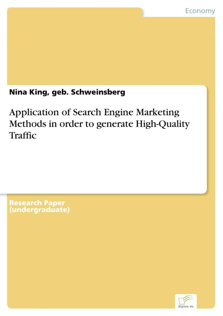 Application of Search Engine Marketing Methods ...