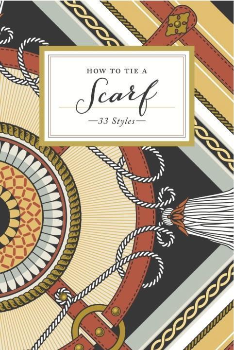 How to Tie a Scarf als eBook Download von Potte...