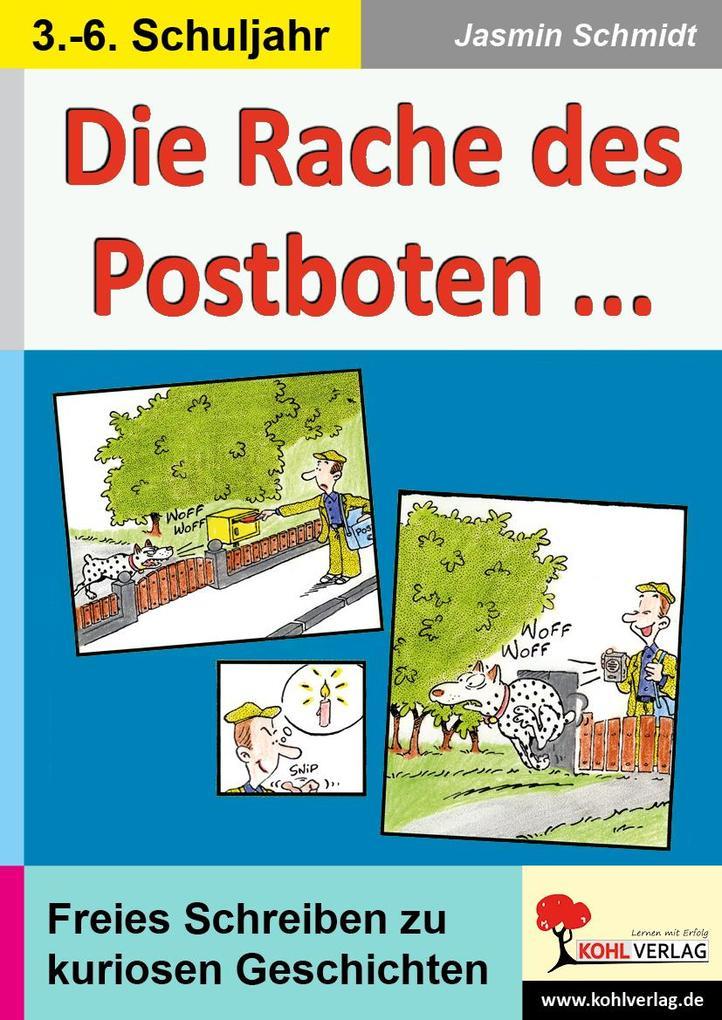 Die Rache des Postboten als eBook Download von ...