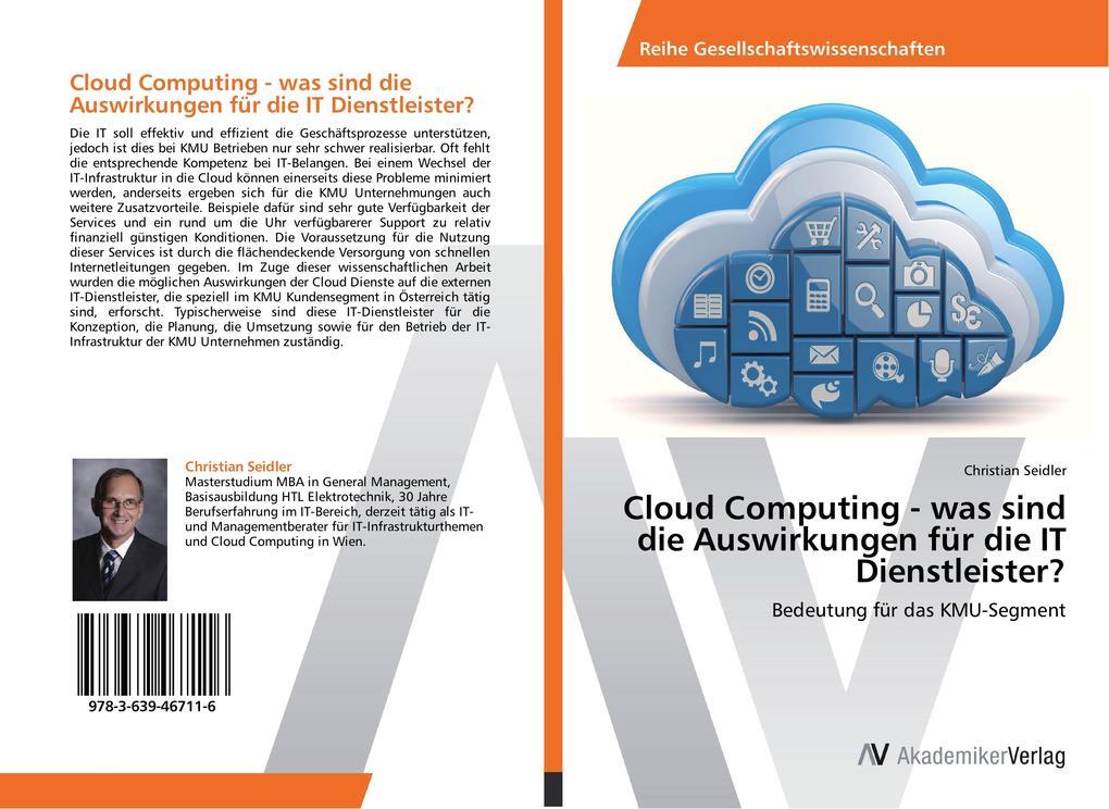 Cloud Computing - was sind die Auswirkungen für...