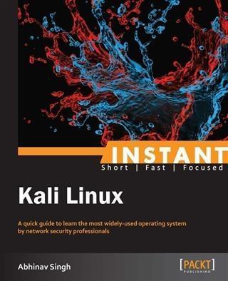 Instant Kali Linux als eBook Download von Abhin...