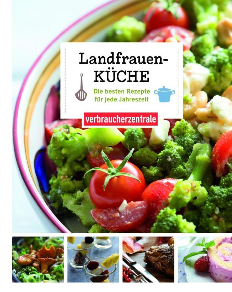 Landfrauenküche als Buch von Claudia Boss-Teich...